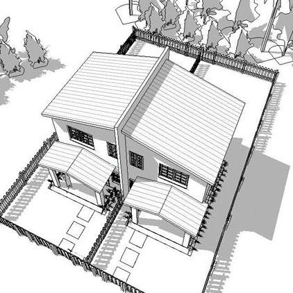 DUPLEX 1 BEDROOM TOWNHOUSE